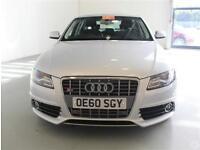 Audi S4 Saloon 3.0 TFSI Quattro 4dr 19in Alloys