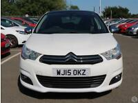 Citroen C4 1.6 e-HDi 115 Selection 5dr