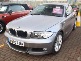 Bmw 1 Coupe 118d 2.0 M Sport 2dr