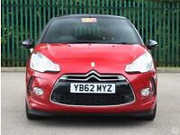Citroen DS3 Cabrio 1.6 THP 150 DSport 2dr