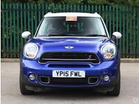 Mini Countryman Cooper S 2.0D 5dr
