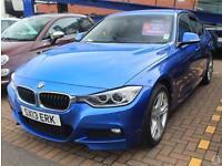 BMW 3 320d 2.0 xDrive M Sport Nav