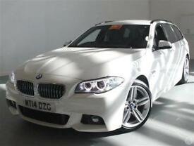 Bmw 5 Touring 530d 3.0 M Sport 5dr MSport+ Pack
