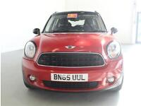 Mini Countryman Cooper 1.6 5dr Chili Pack
