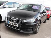 Audi A1 1.0 TFSI Sport 3dr Leather 17inAlloys