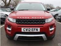 Land Rover Range Rover Evoque 2.2 SD4 Dynamic 5dr