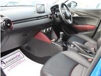 Mazda CX-3 2.0 SkyActive-G Sport Nav 5dr 2WD