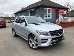 2014 Mercedes-Benz M-Class ML 350 BlueTEC |AMG Rims |Double Roof
