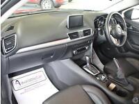 Mazda Mazda3 2.0 120 Sport Nav Leather 5dr Auto