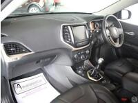 Jeep Cherokee 2.0 CDi 140 Limited 5dr 4WD