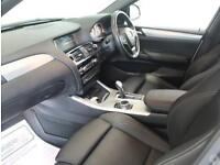 Bmw X4 xDrive30d 3.0 M Sport 5dr Auto 4WD Pro Nav