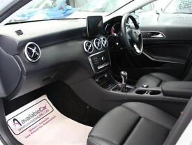 Mercedes Benz A A A180d 1.5 Sport 5dr Leather