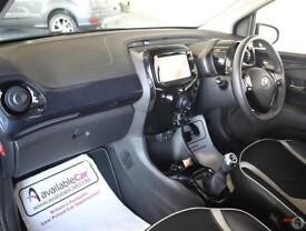 Toyota Aygo 1.0 VVT-i X-Pression Nav Leather 5dr