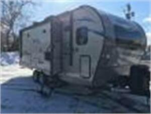 2018 Flagstaff by Forest River 25FKS $76.99 Weekly o.a.c