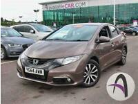 honda civic 1 6 i-dtec se plus-t 5dr