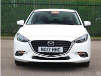Mazda Mazda3 2.0 120 Sport Nav Leather 4dr