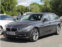 Bmw 3 Touring 318d 2.0 Sport 5dr 18in Alloys
