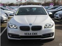 Bmw 5 Touring 520d 2.0 Luxury 5dr Auto
