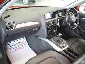 Audi A4 2.0 TDI 163 Ultra SE Technik 4dr
