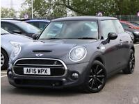Mini Cooper S 2.0D Chili /Leather Pack Visual Boos