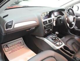 Audi A4 Avant 2.0 TDI 163 Ultra SE Technik 5dr