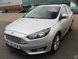 Ford Focus Estate 1.5 TDCi Titanium Navigaton 5dr