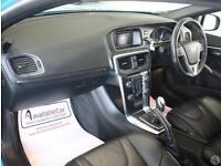 Volvo V40 1.6 D2 115 R DESIGN Lux 5dr