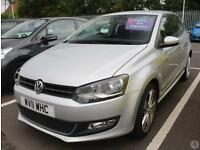 Volkswagen Polo 1.4 85 SEL 3dr