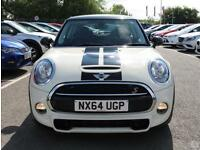 Mini Cooper S 2.0 3dr 17in Alloys