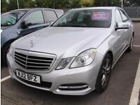 Mercedes Benz E E E220 2.1 CDI Executive SE 4dr