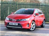 Toyota Auris 1.6 V-Matic Excel Leather Nav PanRoof