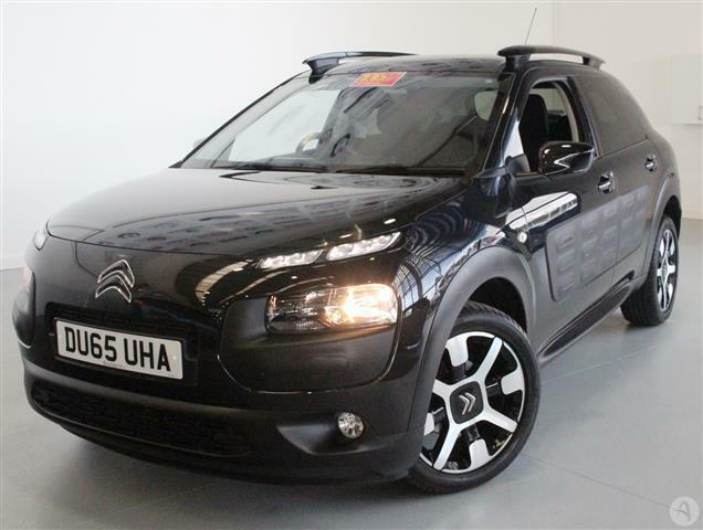 Citroen C4 Cactus 1.6 BlueHDi 100 Flair 5dr PanRoo