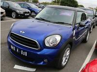 Mini Paceman Cooper 1.6 D 3dr Pepper Pack