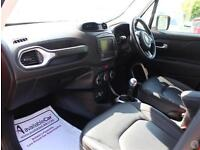 Jeep Renegade 1.4 Multiair Limited 5dr 2WD