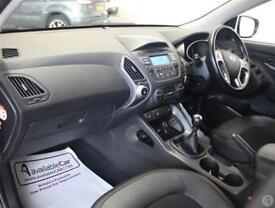 Hyundai IX35 1.7 CRDi SE 5dr 2WD
