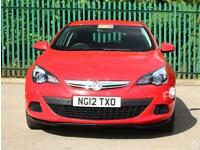 Vauxhall Astra GTC 1.6T 180 Sport 3dr 18inAlloys