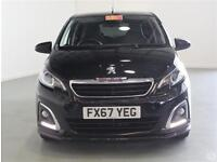 Peugeot 108 1.2 PureTech 82 GT Line 5dr Leather