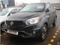 Ssangyong Korando 2.0D Limited Edition 5dr