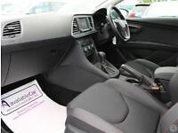 Seat Leon Coupe 2.0 TDI 184 FR Titanium 3dr DSG