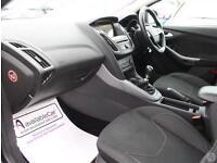 Ford Focus Estate 1.6 TDCi Zetec Navigation 5dr