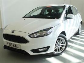 Ford Focus 1.6 TDCi Zetec 5dr