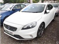 Volvo V40 1.6 D2 115 R DESIGN Nav 5dr Winter Pack