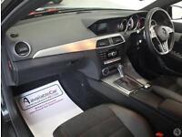 Mercedes Benz C C C220 2.1 CDI B/E AMG Sport + 2dr