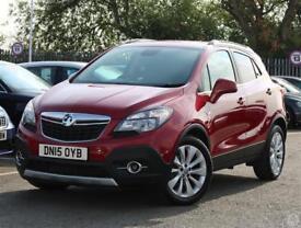 Vauxhall Mokka 1.7 CDTi 130 SE 5dr 4WD