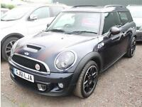 Mini Clubman S 2.0D Hampton 5dr