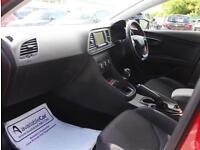 Seat Leon 1.4 TSI 125 FR Black Technology 5dr