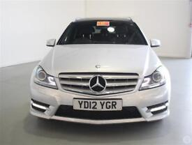 Mercedes Benz C C Estate C220 2.1 CDI B/E Sport 5dr