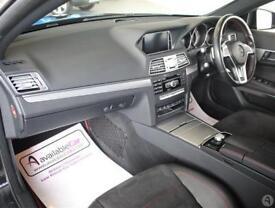Mercedes Benz E E Coupe E250 2.1 CDI AMG Sport+ 2dr