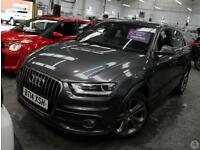 Audi Q3 2.0 TDI 140 S Line 5dr 2WD 19in Alloys