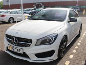 Mercedes Benz CLA A 220 2.1 CDI AMG Sport 4dr Auto